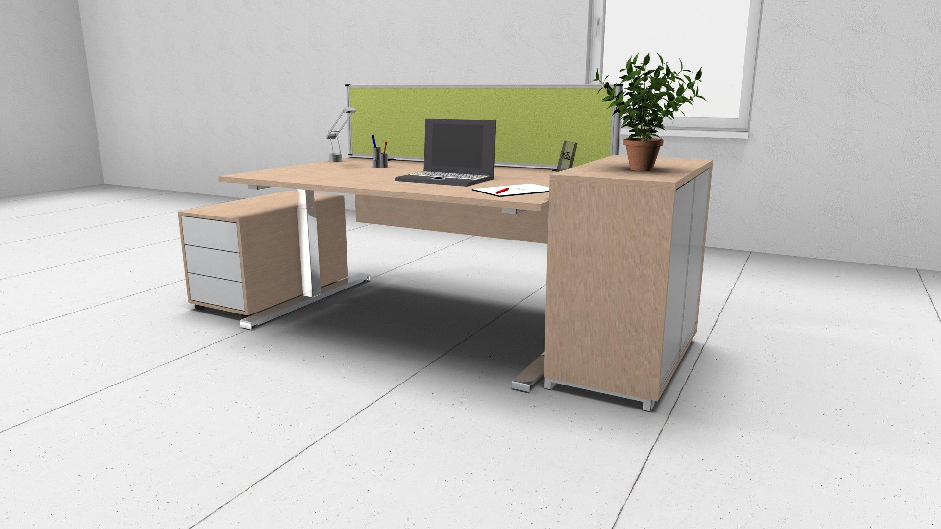 3D office - REISS Büromöbel GmbH