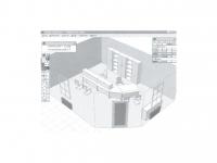 3D office 1 Planung
