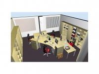 3D-Planung 3D office